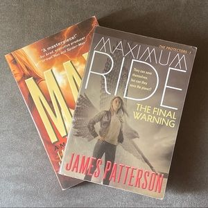 Maximum Ride Books by James Patterson